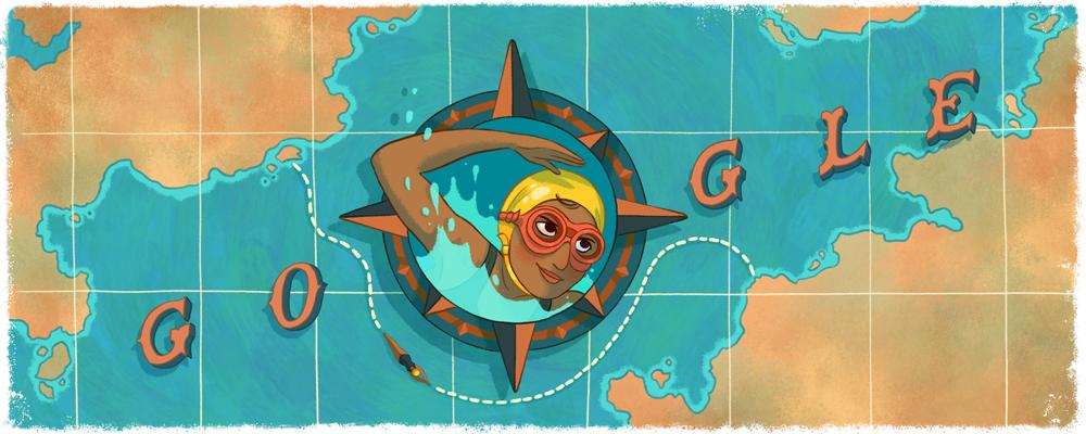 Arati Saha Google Doodle 2020