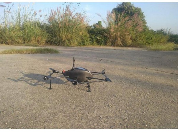 DRDO created indigenous drone named Bharat