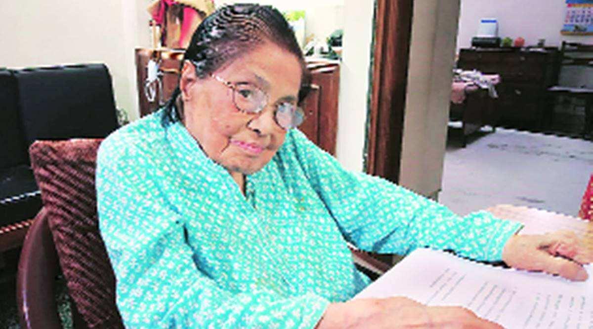 Dr. Padmavati Sivaramakrishna Iyer