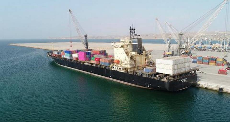 Iran ousted India in Chabahar rail project