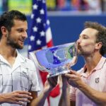 Mate Pavic, Bruno Soares won the men's doubles title at the 2020 US Open