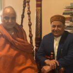 Pandit Jasraj with Anup Jalota