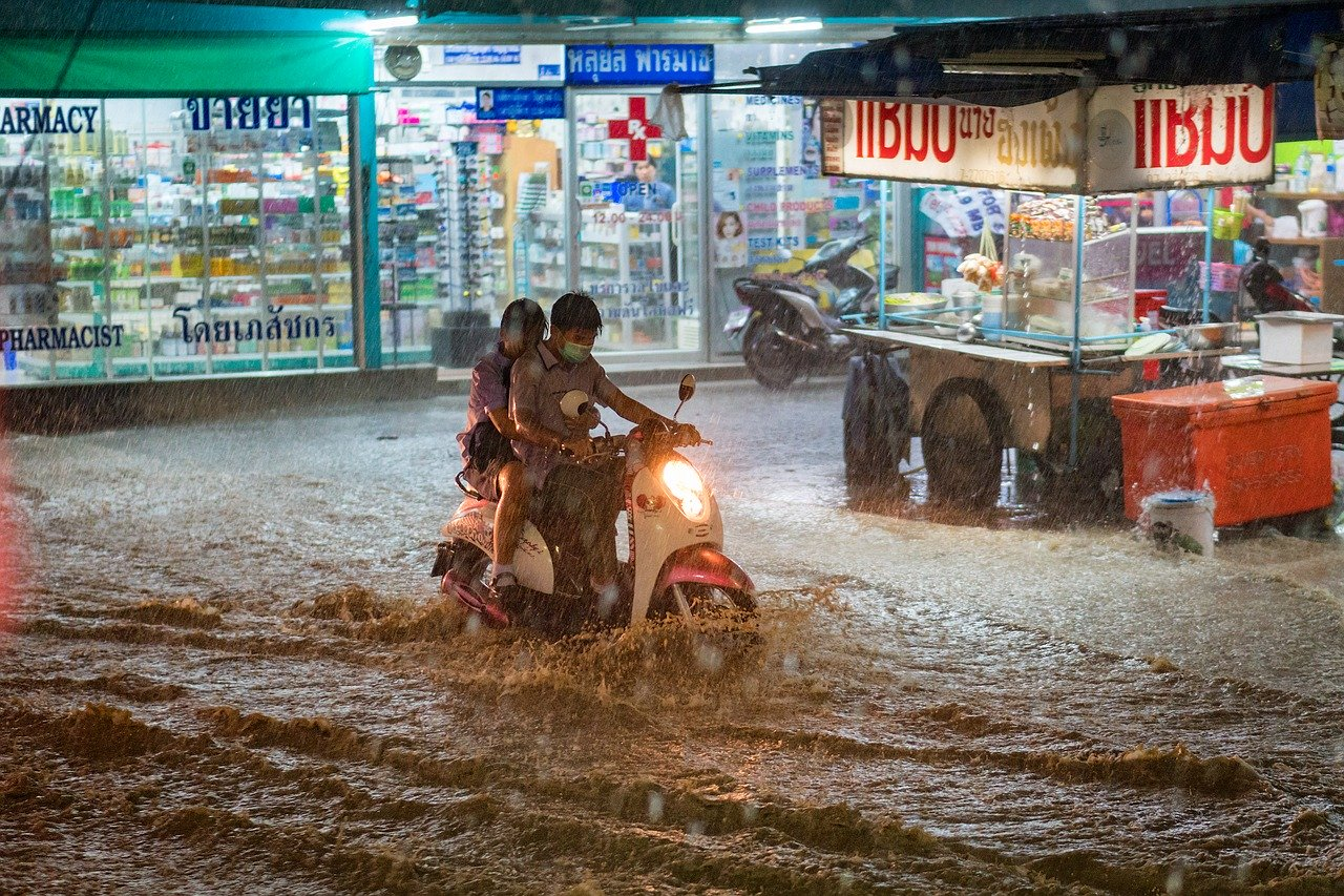The Central Water Commission joined hands with Google to forecast floods.