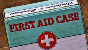 The world first aid day