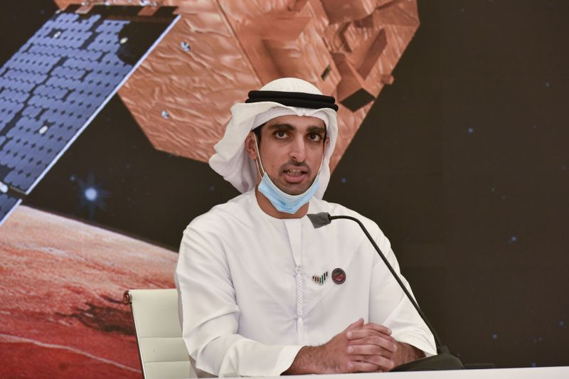 UAE begins its first mission named as Hope on Mars