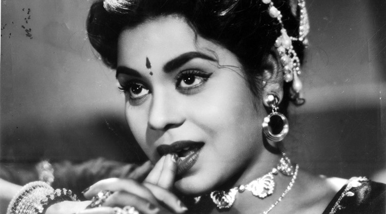 Bollywood actress Kumkum